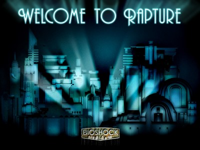 Bioshock Computer Wallpapers, Desktop Backgrounds | 1600x1200 | ID:6284