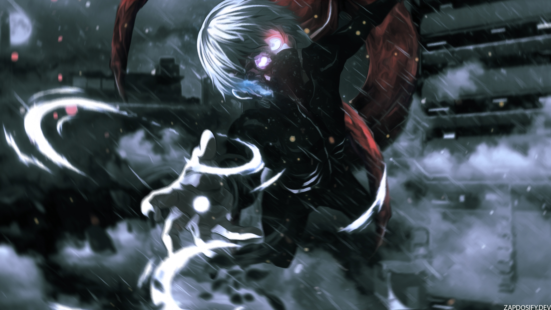 3d Centipede Wallpaper Tokyo Ghoul Full Hd Wallpaper And Background Image