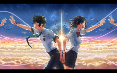 Kimi no Nawa – Anime Wallpapers HD 4K Download For Mobile iPhone & PC