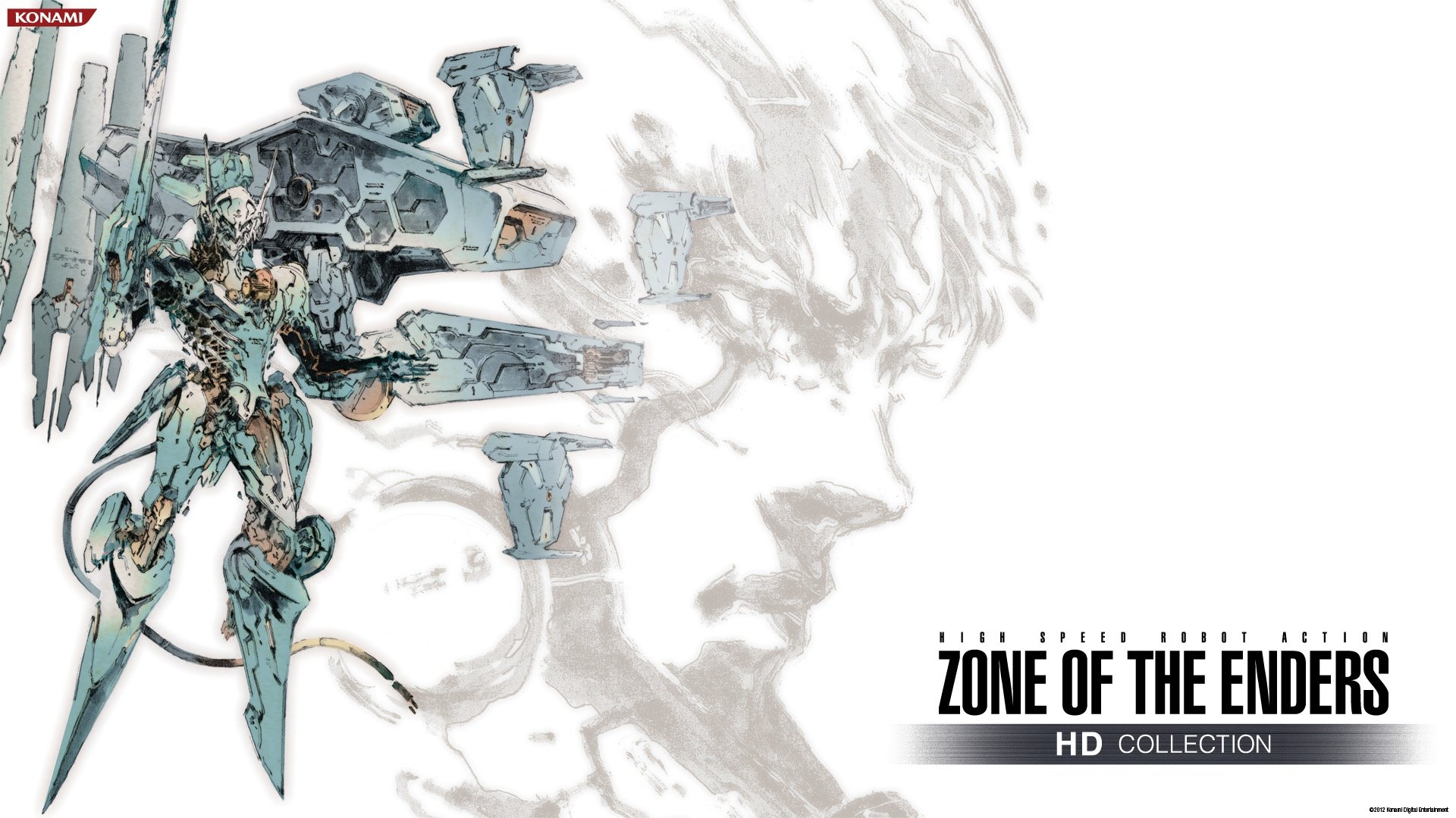 Video game zone of the enders the 2nd runner wallpaper