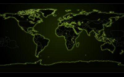 World Map Wallpaper and Background Image | 1680x1050 | ID:75868