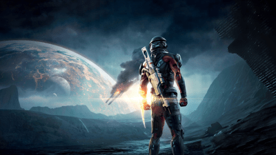 80 Mass Effect: Andromeda HD Wallpapers | Background Images - Wallpaper Abyss