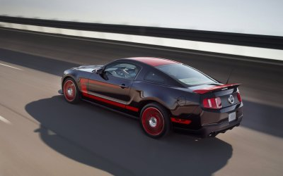 Mustang Boss 302 Laguna Seca Full HD Papel de Parede and Background Image | 1920x1200 | ID:87978