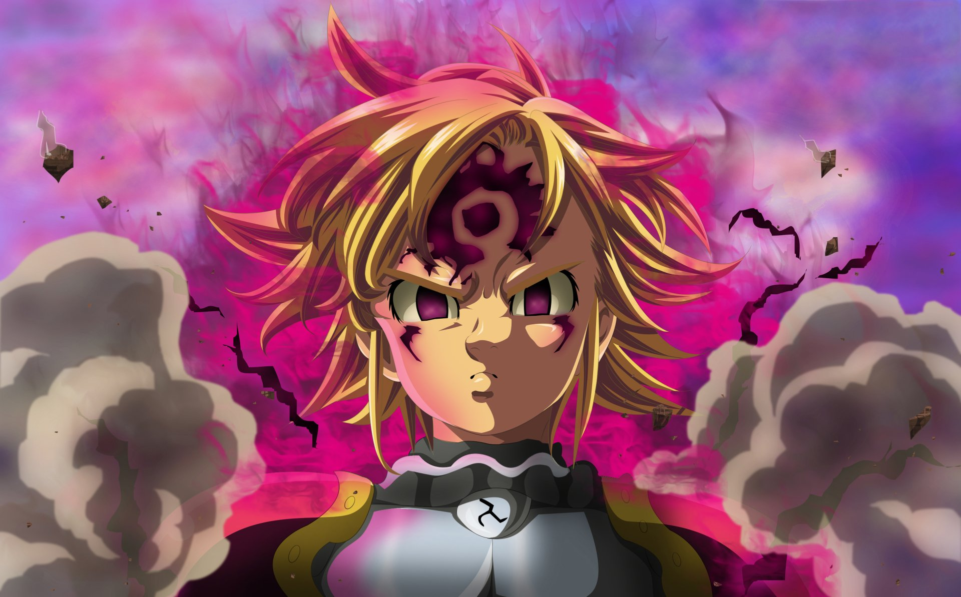 Meliodas Wallpaper Hd The Seven Deadly Sins Full Hd Wallpaper And Background