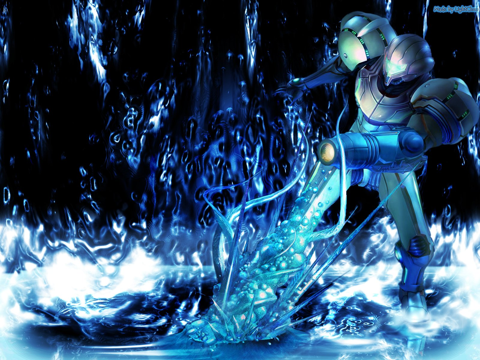 Hd Wallpapers For 2 Monitors Metroid Wallpaper And Background 1600x1200 Id 94606