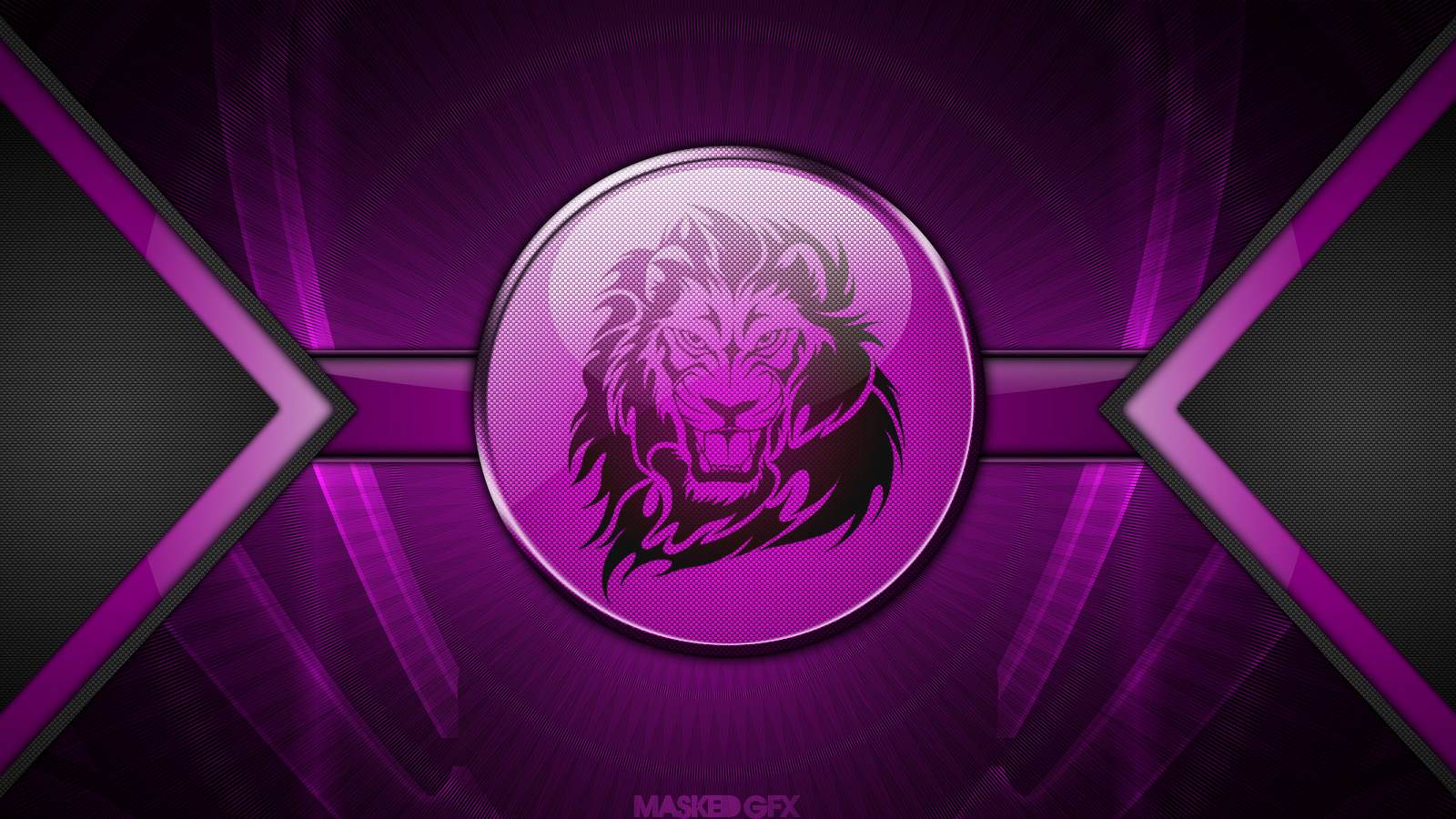 Quotes Wallpaper Hd 1366x768 Purple Lion Wallpaper And Background Image 1600x900 Id