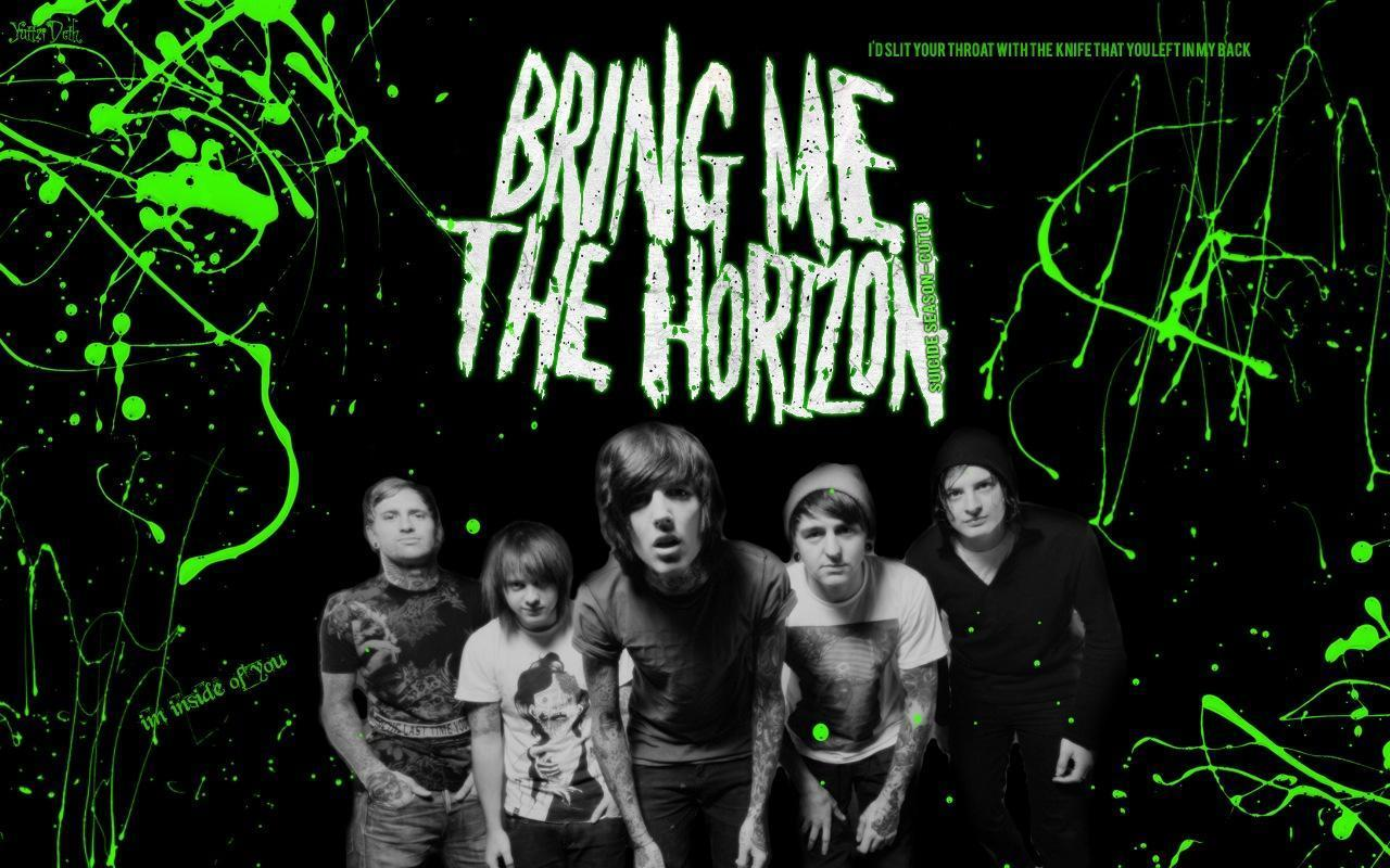 Falling In Reverse Computer Wallpaper Bring Me The Horizon Quotes Quotesgram