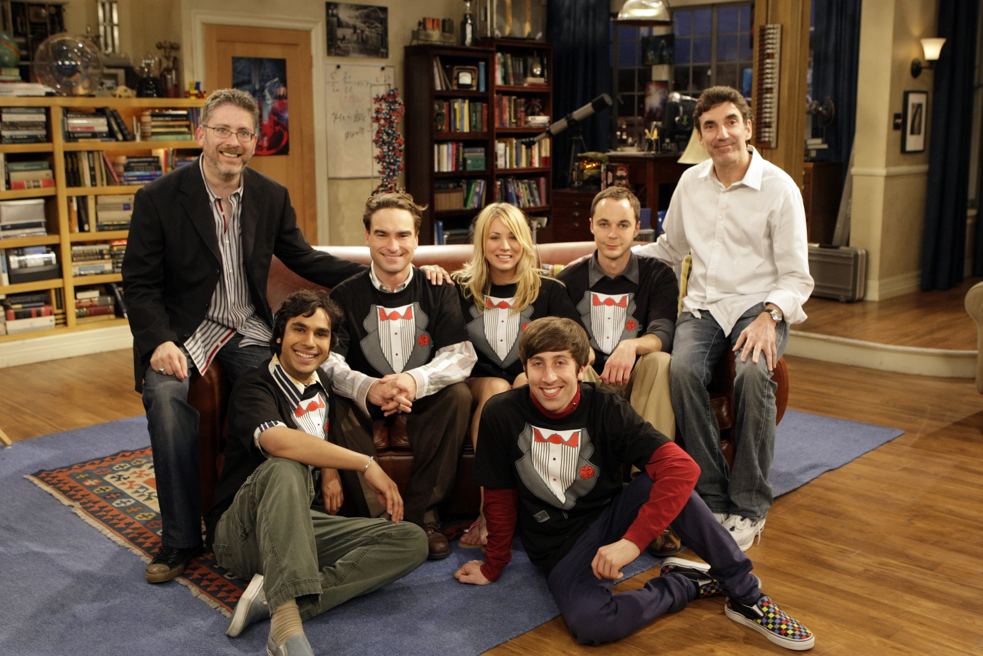 The Big Bagn Theory Tbbt Cast The Big Bang Theory Photo 15234931 Fanpop
