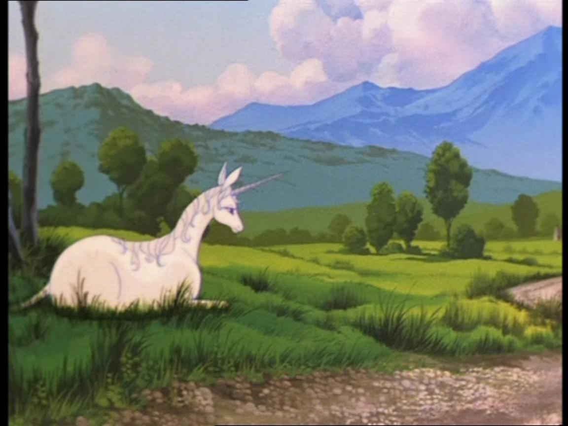 Cartoon Animation Wallpaper Free Download The Last Unicorn Images The Last Unicorn Hd Wallpaper
