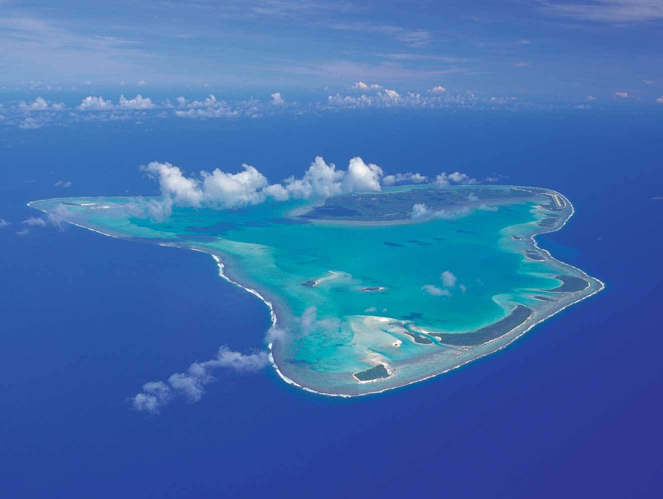 Cooking Island The Cook Islands Images Aitutaki Hd Wallpaper And
