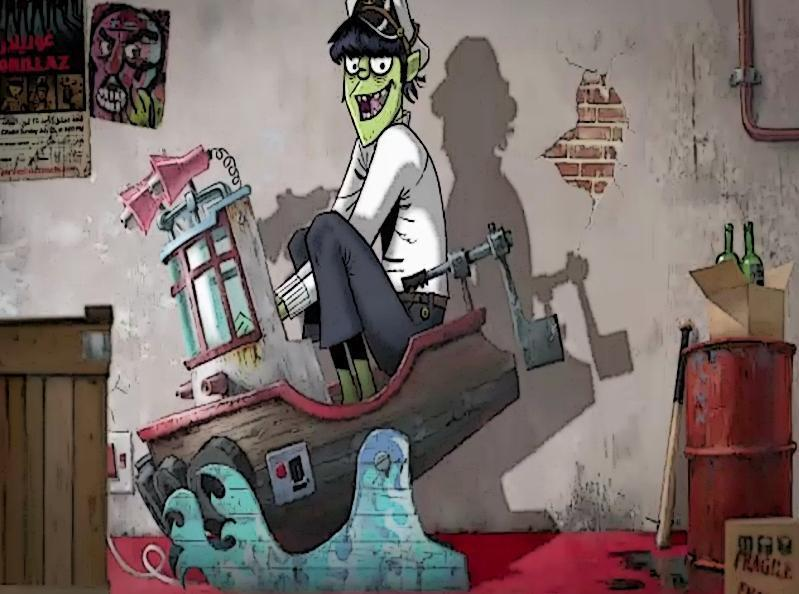 Poor Child Wallpaper Hd Murdoc Niccals Images Murdoc Plasticbeach Hd Wallpaper And