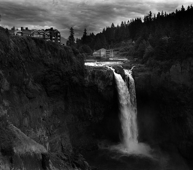 Snoqualmie Falls Wallpaper Snoqualmie Falls Twin Peaks Photo 16542446 Fanpop