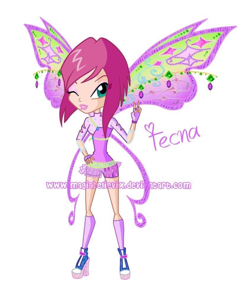 Cute Cartoon Fairy Wallpaper Winx Chibis Fan Club Images Chibis Hd Wallpaper And