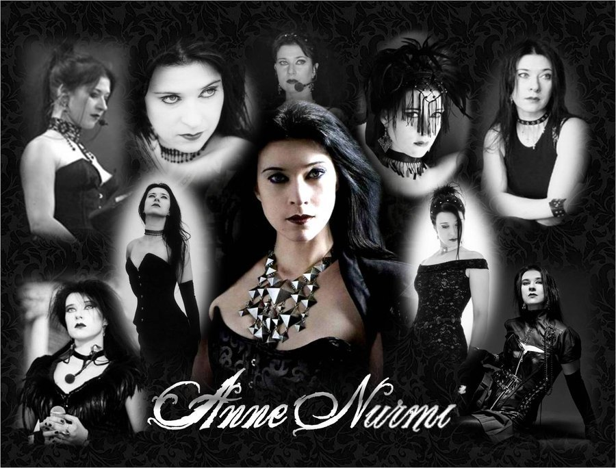 Black Wallpaper Hd Lacrimosa Images Anne Nurmi Hd Wallpaper And Background