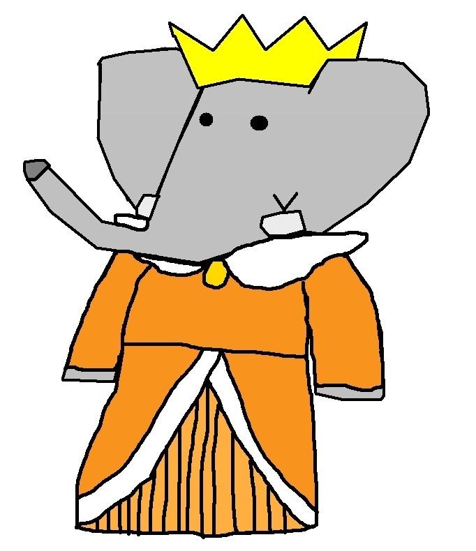 King Julian Hd Wallpaper Babar The Elephant Images Crown Princess Periwinkle Hd