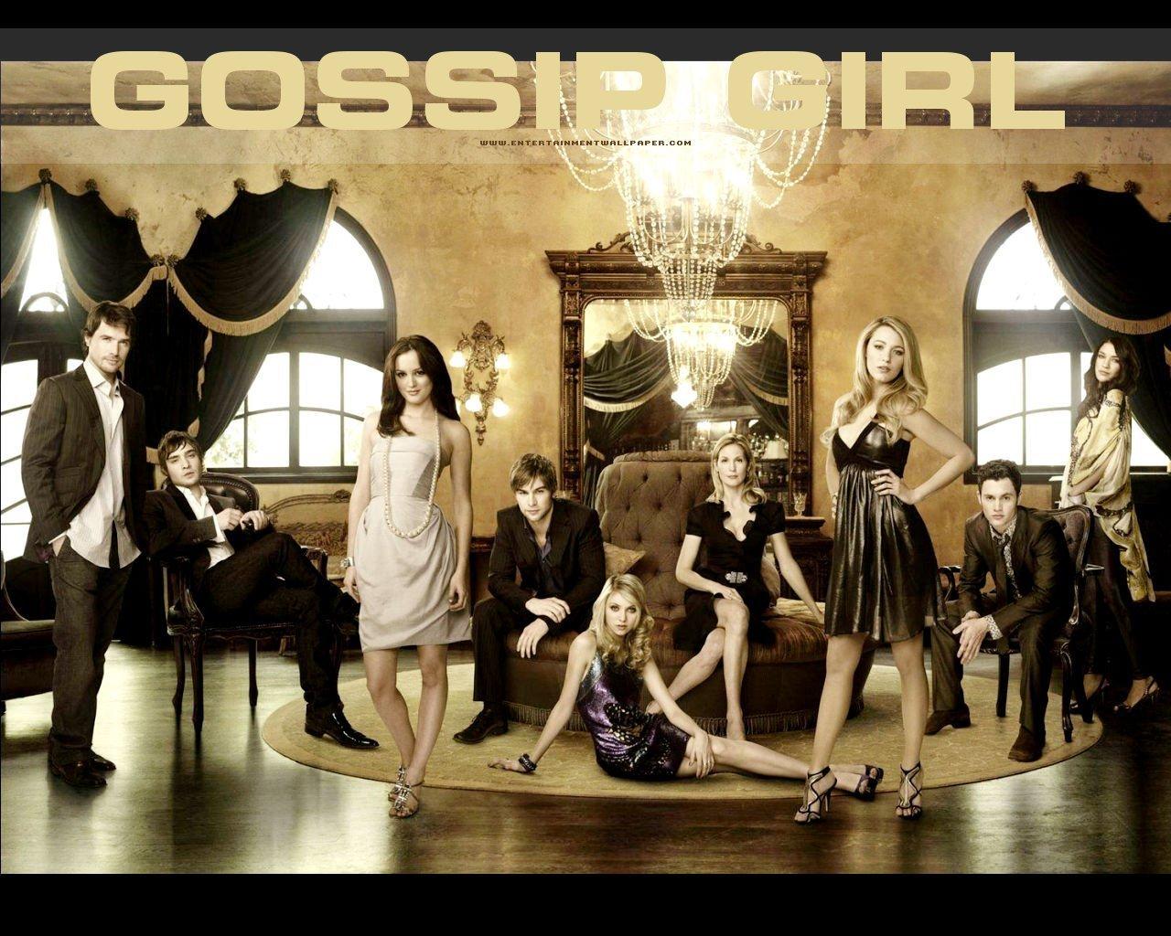 gossip girl books vs show