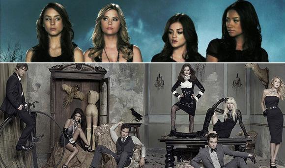 Gossip Girl Season 5 Wallpaper Gossip Girl Vs Pretty Little Liars Images Pll And Gg