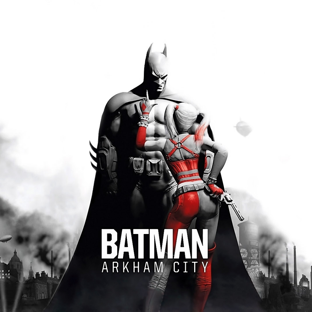 Harley Quinn harley quinn 18982118 1024 1024 Harley Quinns Revenge Full Trailer   Latest DLC for Batman: Arkham City