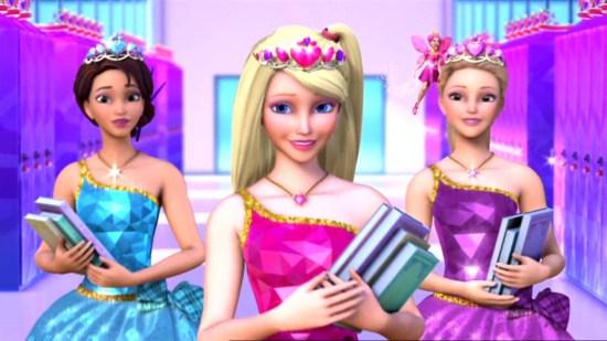 Barbie princess sharm school - Barbie Movies Photo (19863999) - Fanpop