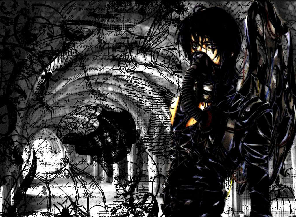 Alone Sad Girl Wallpaper For Pc Angel Sanctuary Images Lucifer Hd Wallpaper And Background