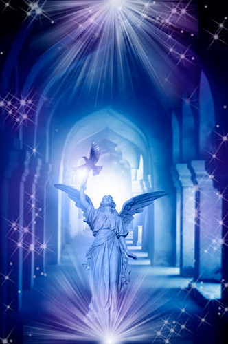 Archangel Michael Hd Wallpaper Angel And Dove Angels Photo 20489624 Fanpop