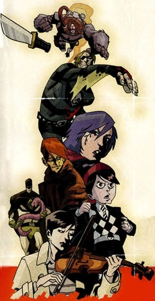 Famous Anime Wallpaper Umbrella Academy Images The Umbrella Academy Wallpaper And