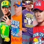 Wwe Wwf Wrestling Raw John Cena Kids Coloring Pages Colouring