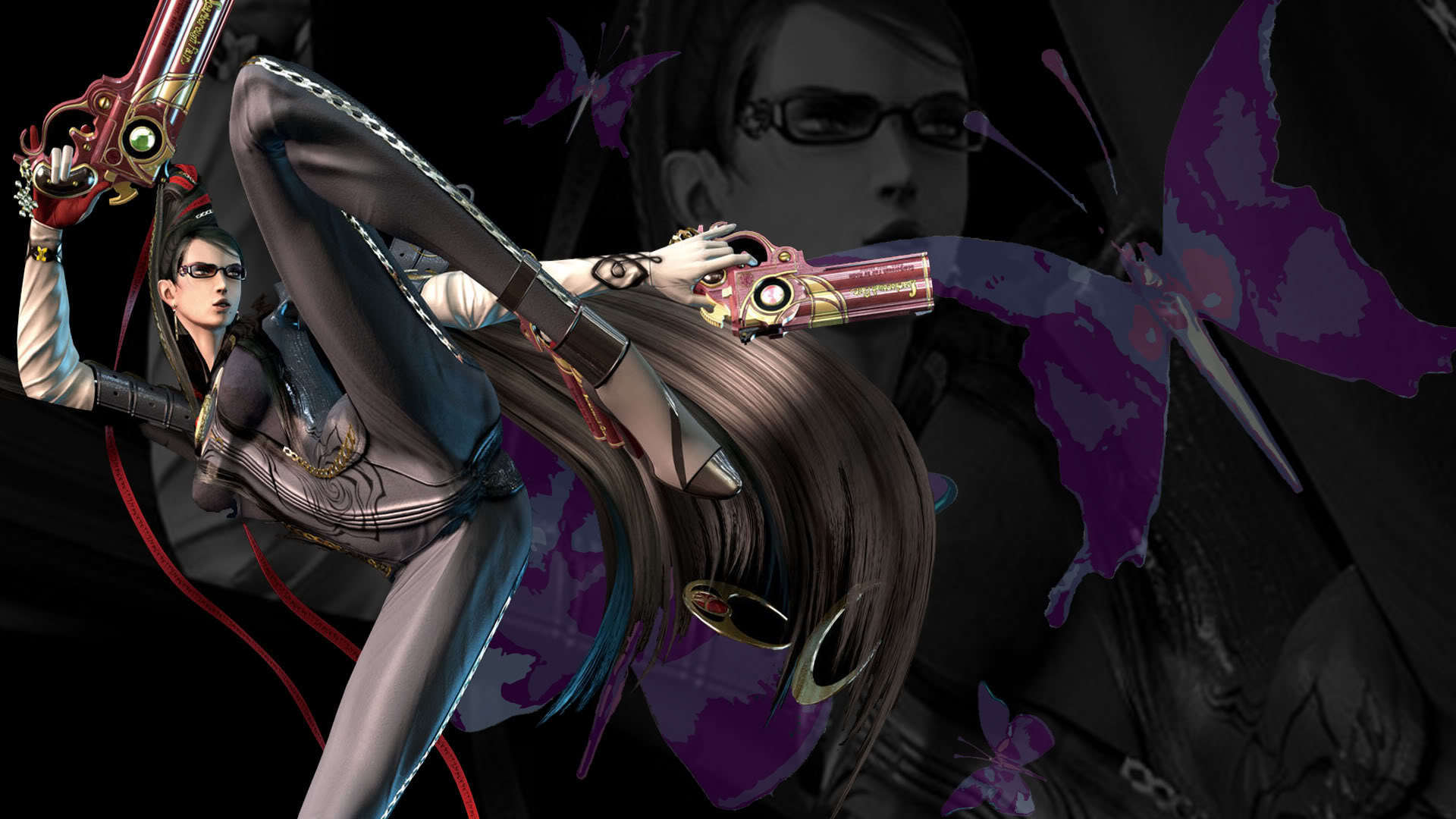 Devil May Cry Wallpaper Hd Video Game Music Images Bayonetta Hd Wallpaper And