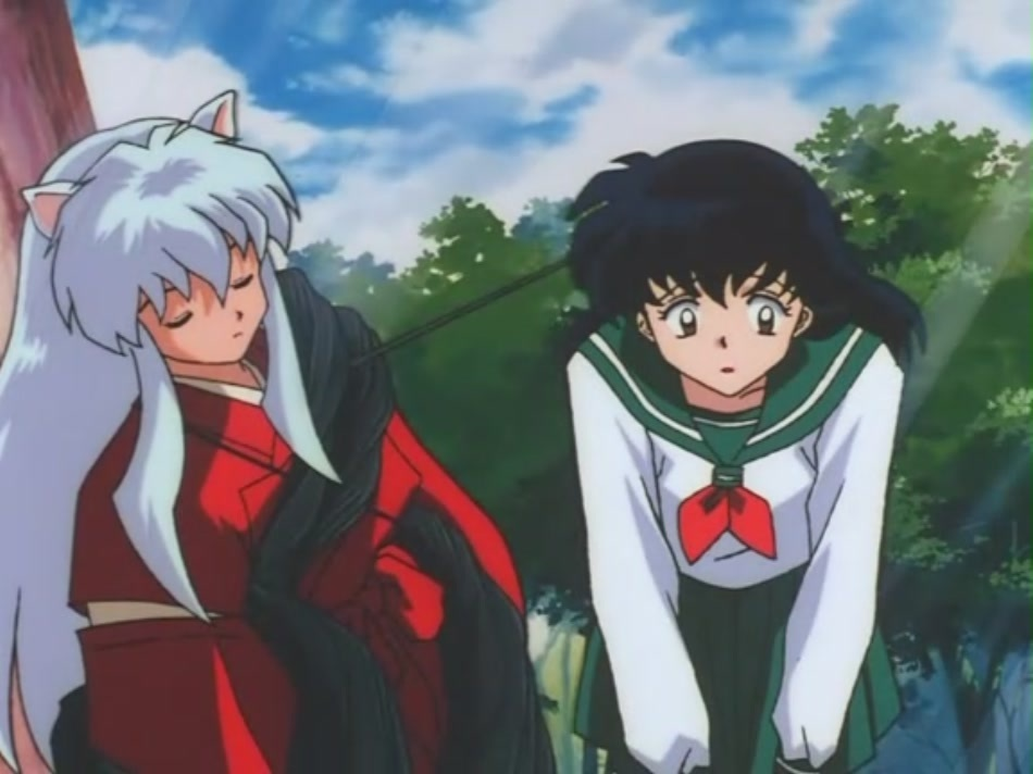 Hd Boy And Girl Wallpaper Inu Ookami Anime Characters Images Inuyasha Inuyasha