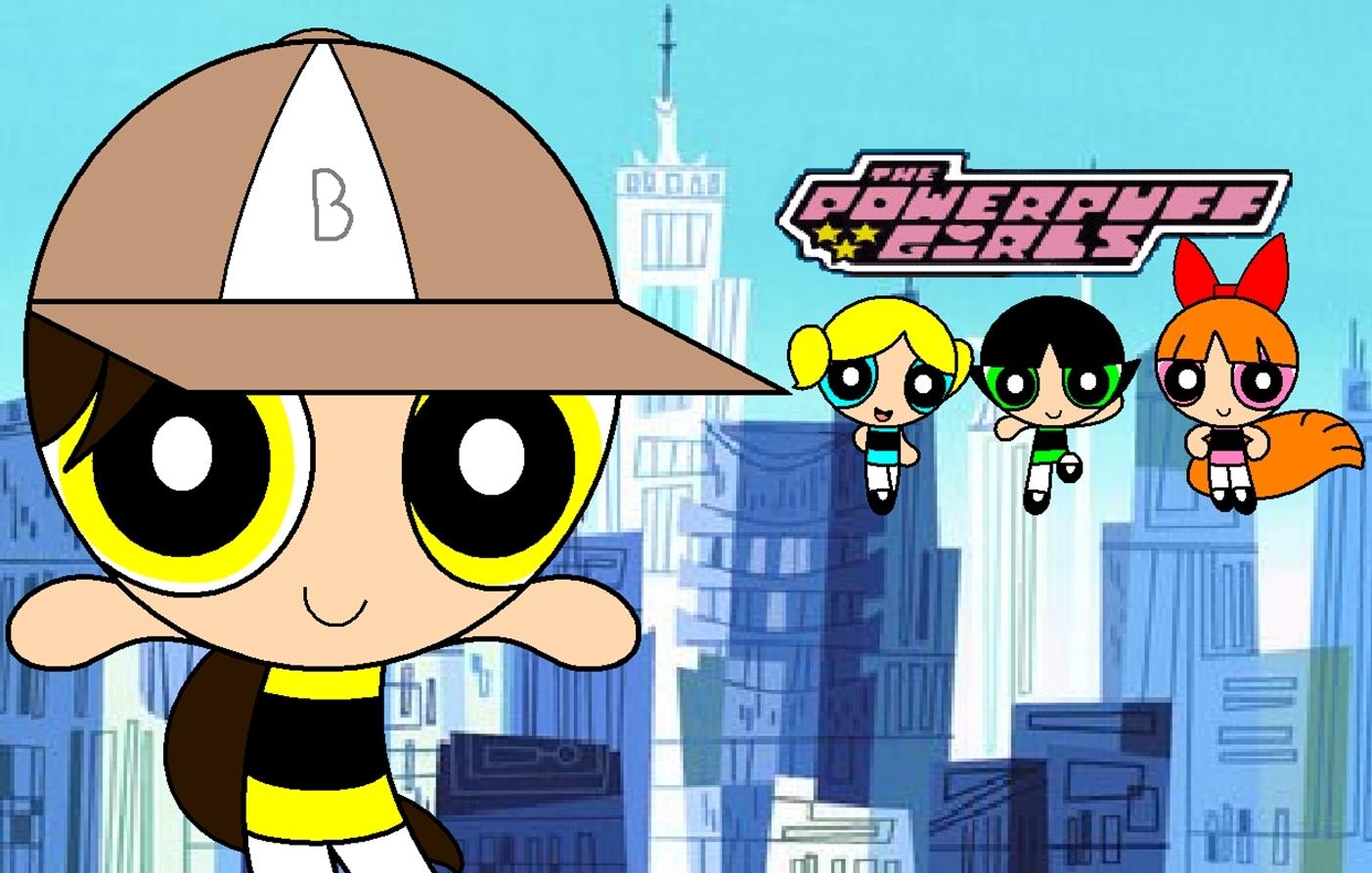 Powerpuff Girls Buttercup Wallpaper Butterfly Powerpuff Girls Images Ppg Wallpaper Hd