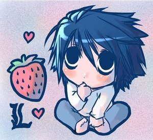 L Lawliet images cute ! wallpaper and background photos (22343383)