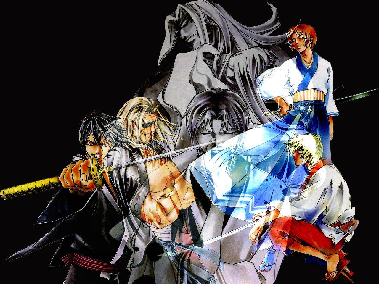 Hd Horse Wallpaper Download Samurai Deeper Kyou Images Samurai Deeper Kyo Wallpaper Hd