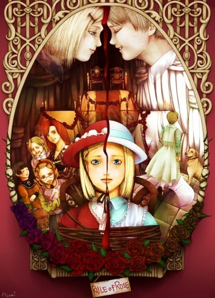 Fall Down Wallpaper Rule Of Rose Images The Lonely Princess Wallpaper And