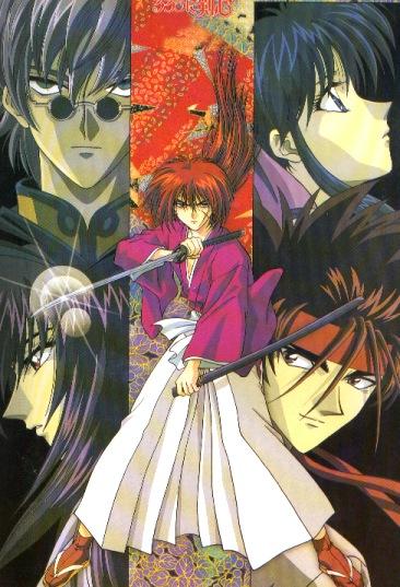 Anime Manga Wallpaper Rurouni Kenshin Images Enishi Kaoru Kenshin Tomoe And