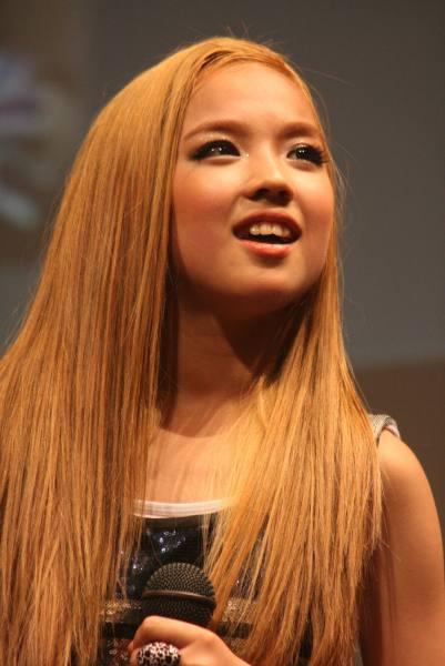 Cute Korean Girl Wallpaper Gp Basic Images Janey Gp Basic 1st Showcase In Japan