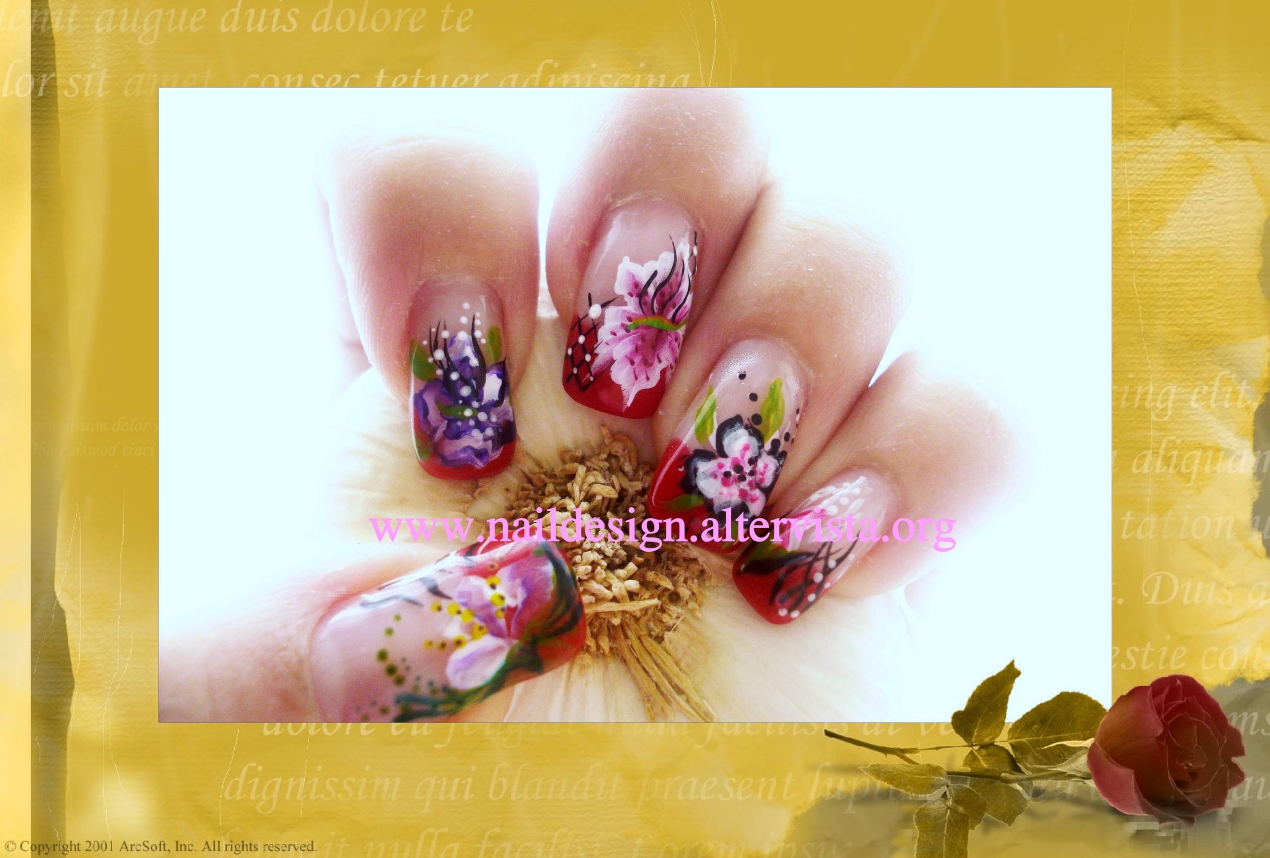 Awesome Nail Arts Nail Designs