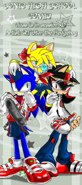 Cute Anime Wallpaper Girl Ashley The Hedgehog Images Sonic High School Wallpaper And