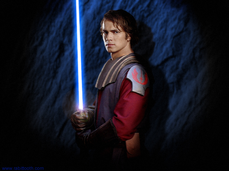 Anakin Skywalker Jedi Anakin Skywalker - Star Wars Jedi Wallpaper (23850445