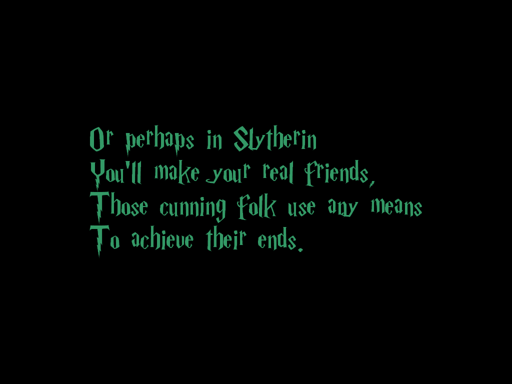 Severus Snape Wallpaper Quotes Slytherin Quotes Quotesgram