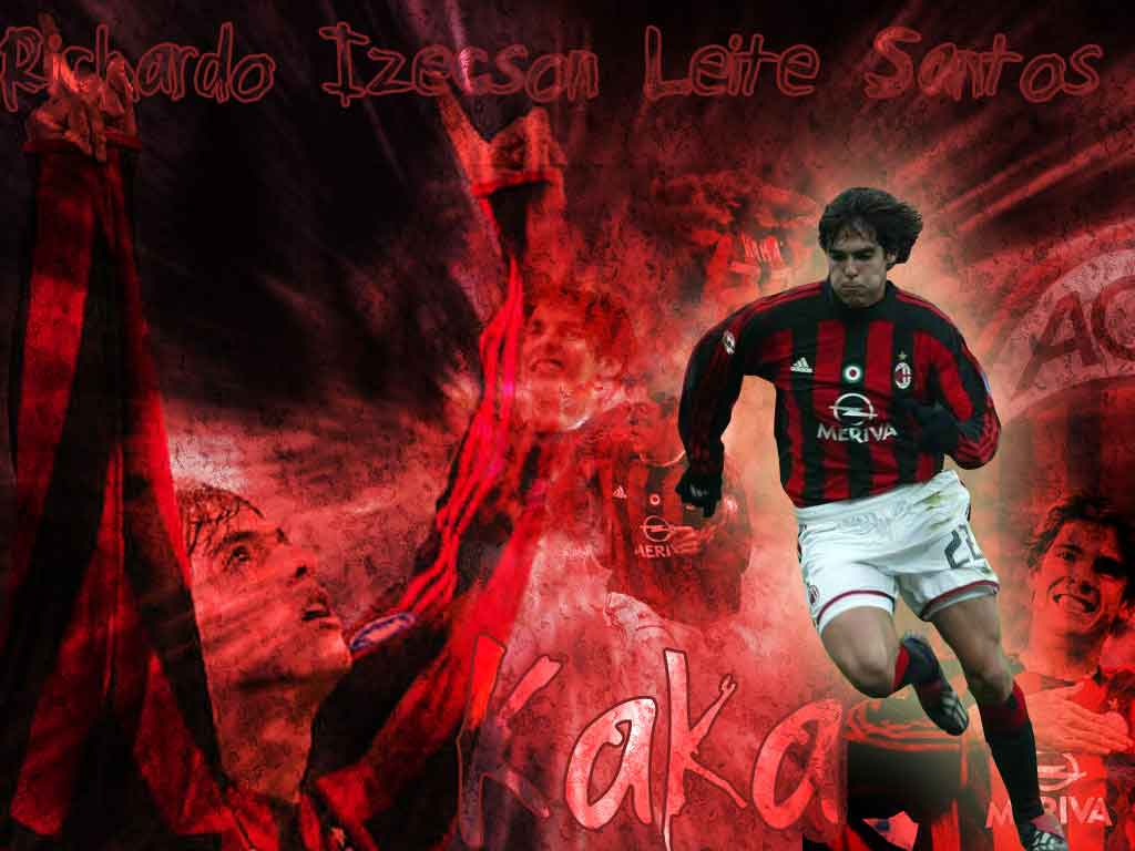 Ricardo Kaka Hd Wallpapers Ricardo Kaka Ac Milan Images Kaka Hd Wallpaper And