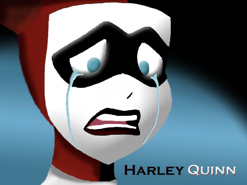 Calvin And Hobbes Fall Wallpaper Harley Quinn Sad Quotes Quotesgram