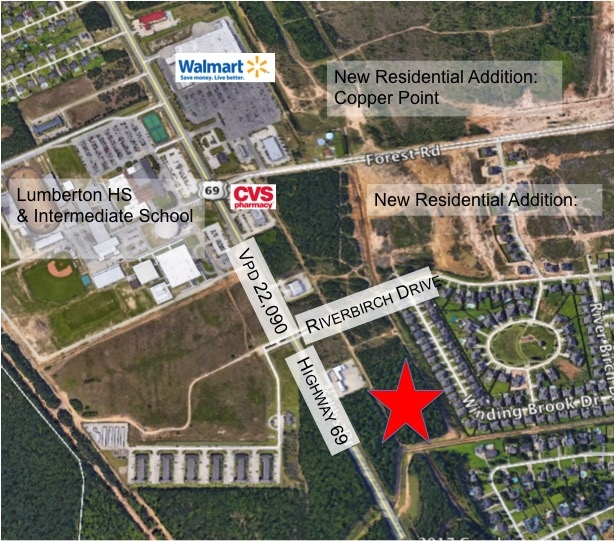 River Birch Rd, Lumberton, TX, 77657 - Commercial Property For Sale