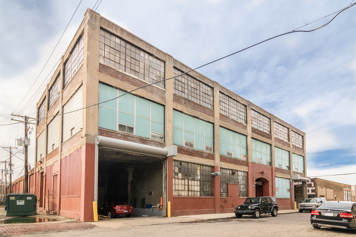 Warehouse For Sale Detroit 6545 Saint Antoine St Detroit Mi 48202 Warehouse Property For