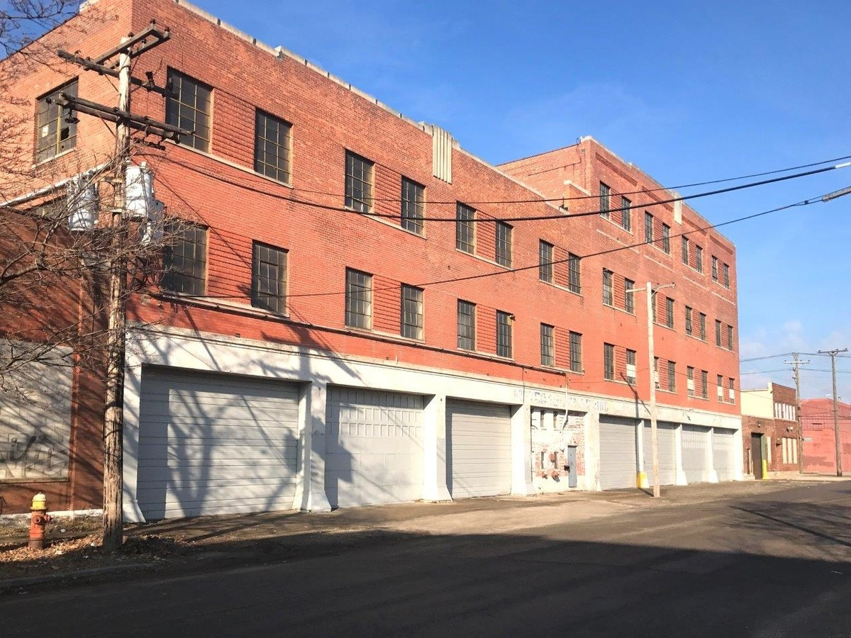 Warehouse For Sale Detroit 3745 Bellevue St Detroit Mi 48207 Warehouse Property For Sale