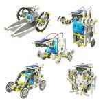 In Educational Solar Robot Kit