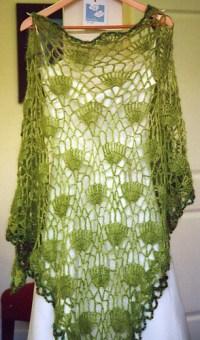Ravelry: Festival Shawl pattern by Lyn Robinson