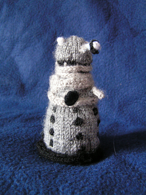 Doctor Who Knitting Patterns In the Loop Knitting