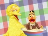 Ernie Journey Sesame Street Bert