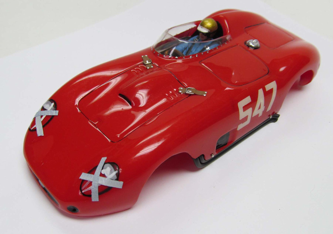 Maserati 350s Brass Chassis Challenge Page 2 Jairus Toys In The Attic