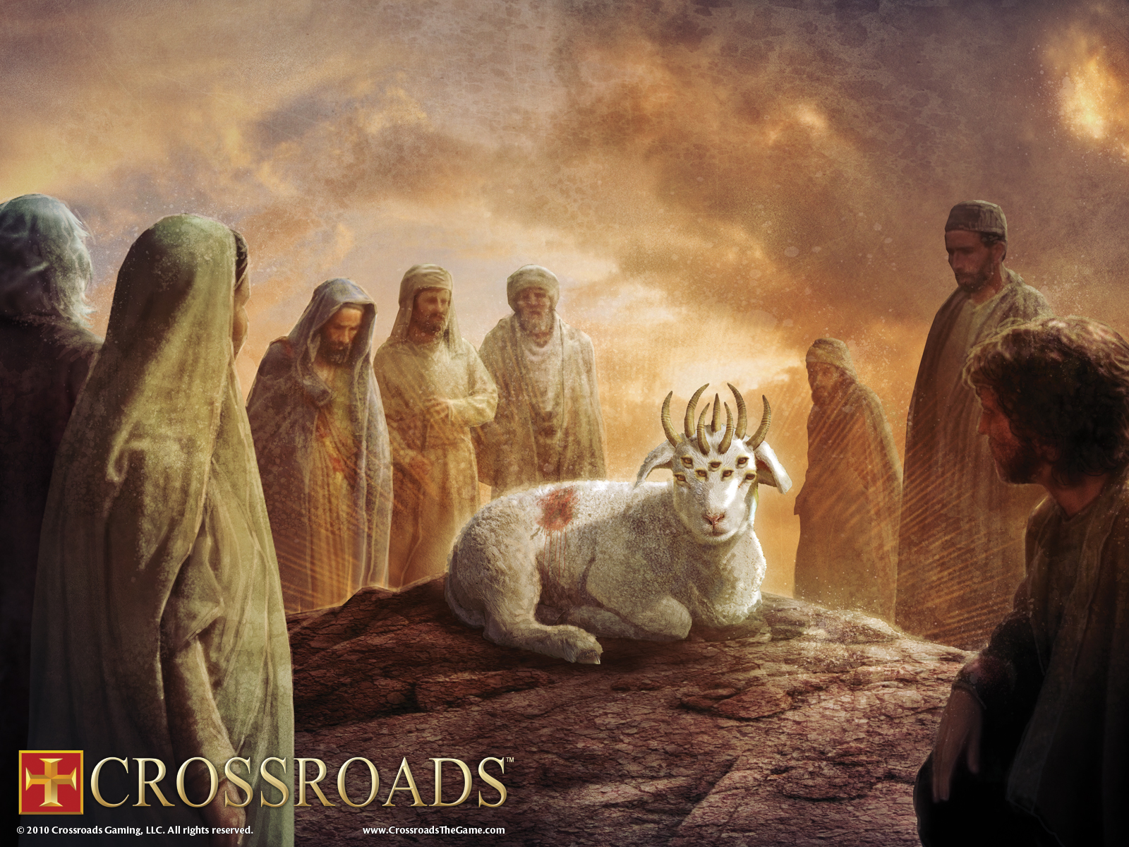 Lamb Of God Iphone Wallpaper Christian Wallpaper And Background Image 1600x1200 Id
